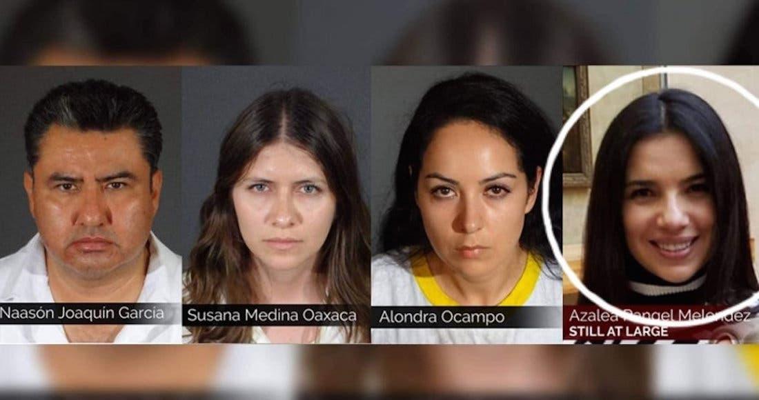 Prófuga cómplice de Naasón Joaquín; es buscada en México