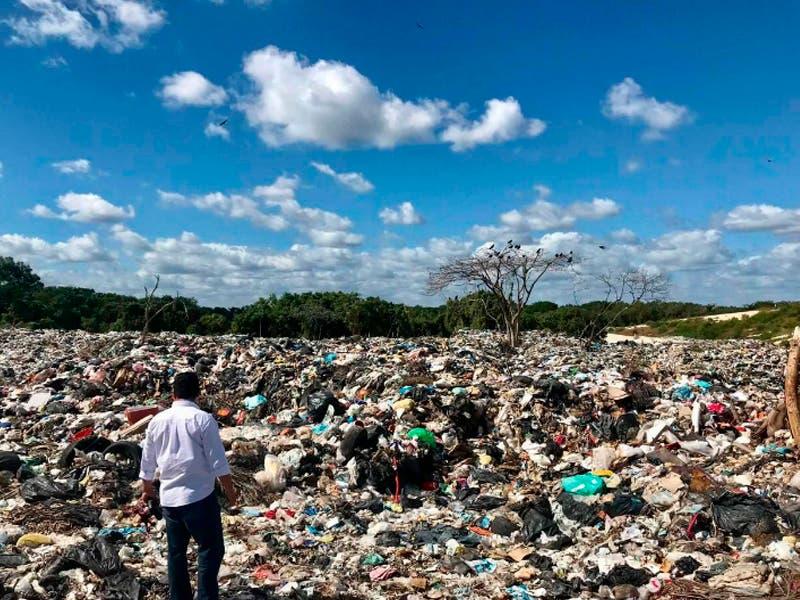 Aseguran respiro en recoja de basura y regularización en 15 días