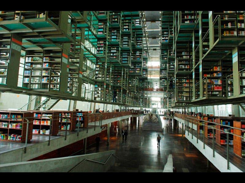 Biblioteca Vasconcelos anuncia cierre temporal por causas ajenas
