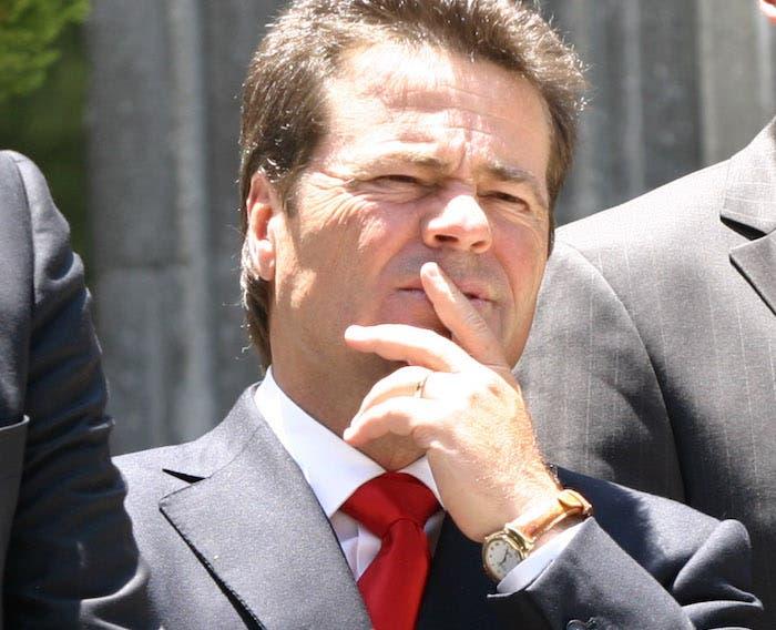 Eduardo Bours castelo, exgobernador de Sonora.
