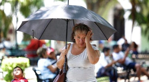 Las altas temperaturas han regresado a Yucatán