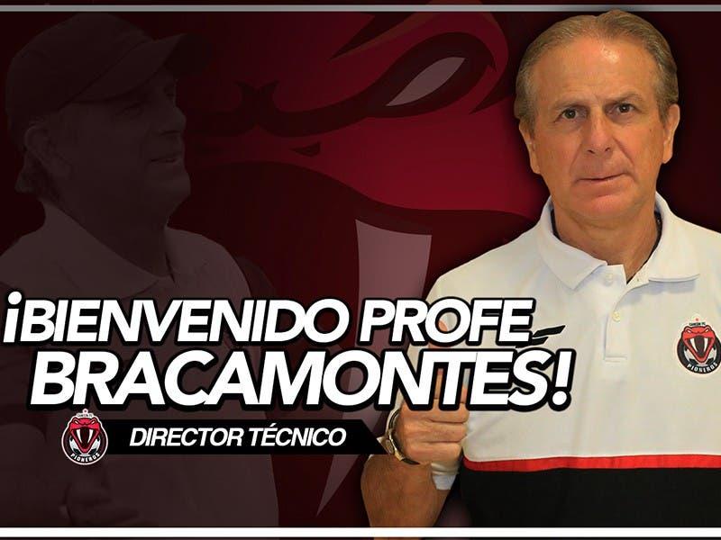 Carlos Bracamontes es el nuevo Director Técnico de Pioneros de Cancún