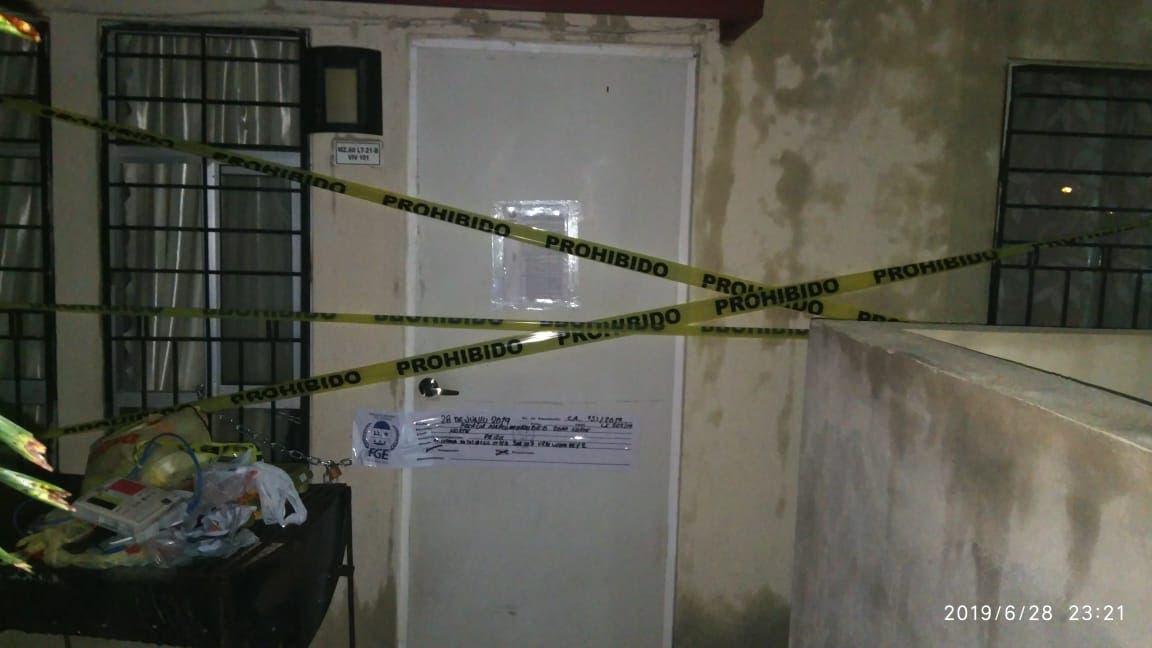 Catean casa en Cancún; encuentran drogas