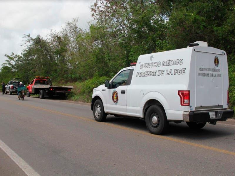 Mujer pierde la vida tras accidente en la carretera Chetumal-Mérida