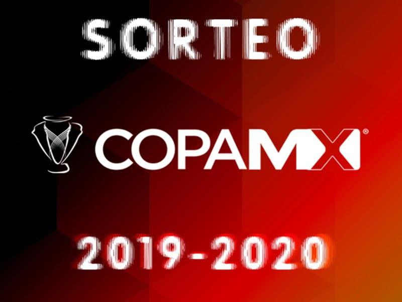Definidos los grupos para la Copa MX 2019-2020