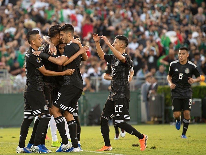 Copa Oro 2019: México debuta goleando a Cuba