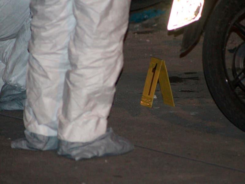 Detonaciones por arma de fuego en la avenida Miguel Borge