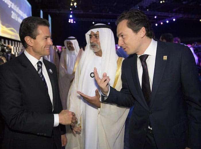 """""""Por supuesto, mienten"""", se defiende Peña Nieto de investigación en EU"""