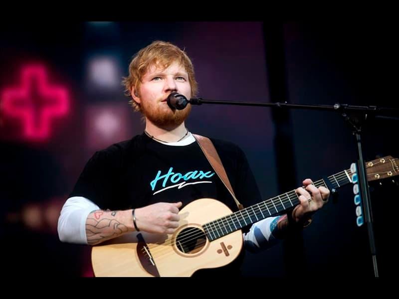 Ed Sheeran anuncia las colaboraciones en su nuevo álbum