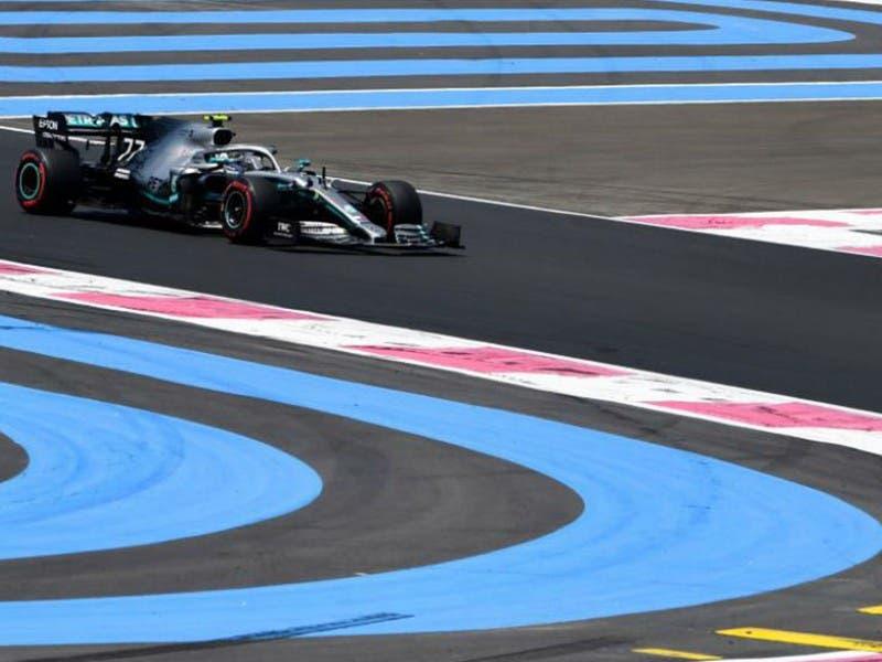 F1: Así quedó la clasificación del Gran Premio de Francia