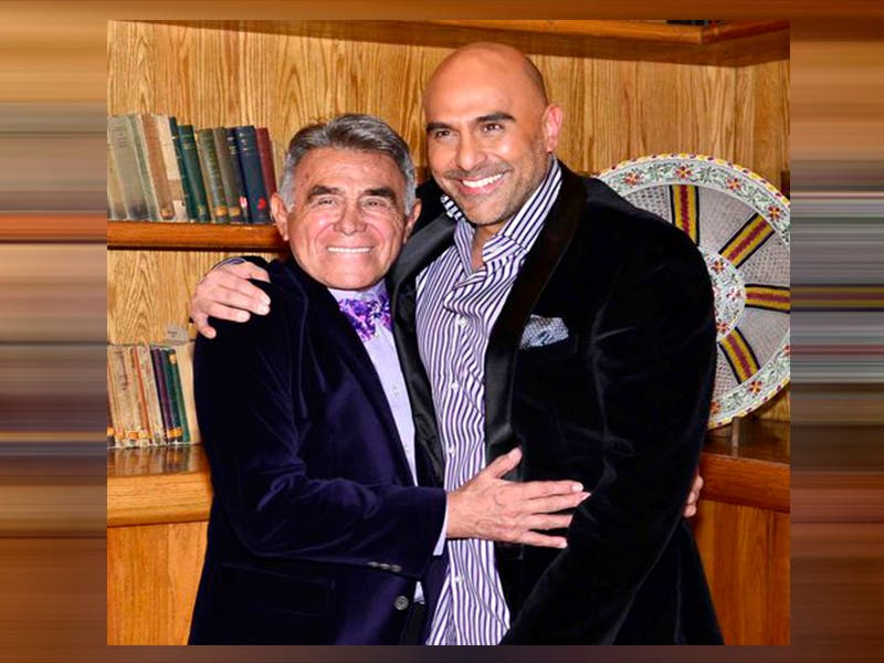 Héctor Suárez Gomís dedica emotivas palabras a su padre