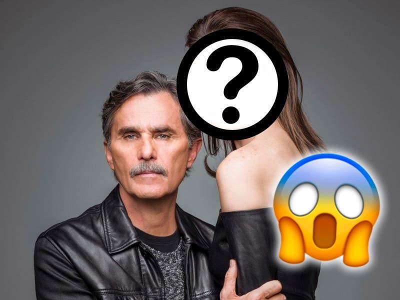 Humberto Zurita encuentra consuelo con otra actriz