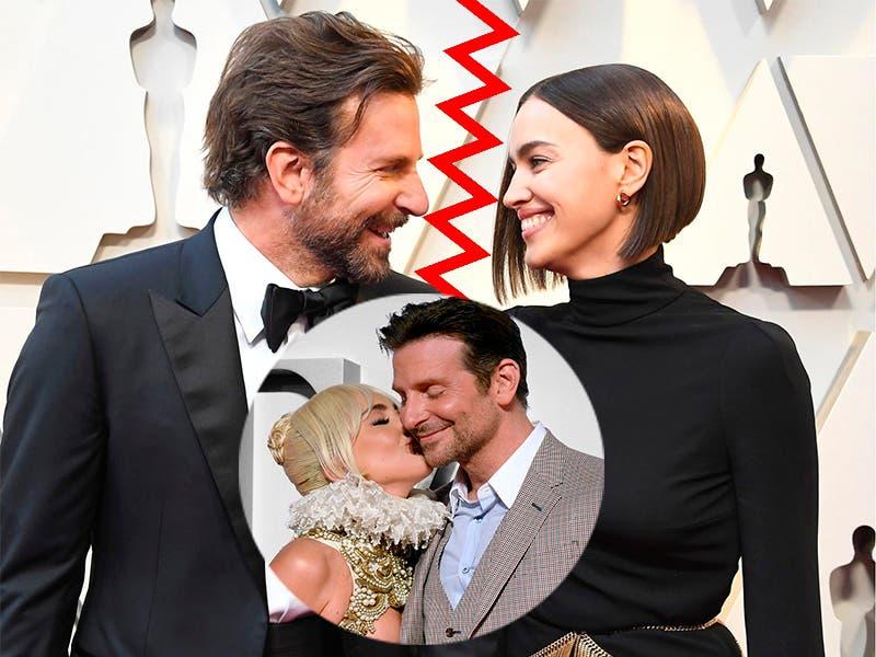 Irina Shayk abandonó la casa de Bradley Cooper