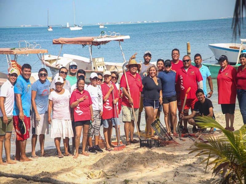 Isla Mujeres se declara lista para recibir a miles de visitantes