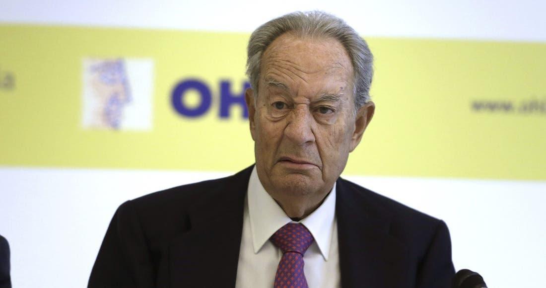 Rastrea Juez español dinero que salió de OHL México