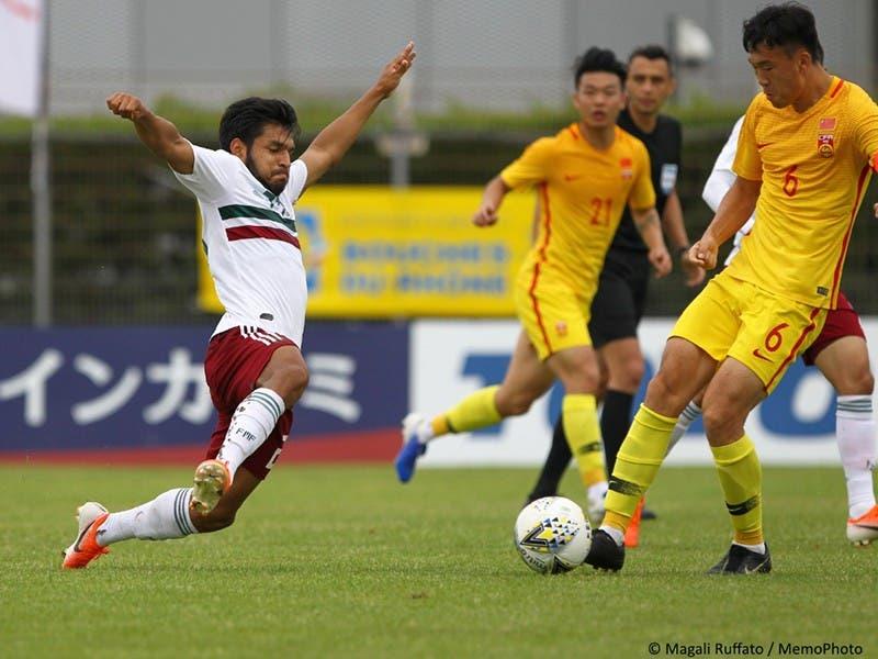 México Sub-22 avanza a Semifinales del Torneo Maurice Revello