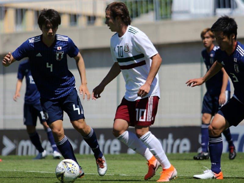 México cae en penales ante Japón en Semifinal del Torneo Maurice RevelloMéxico cae en penales ante Japón y se despide del Torneo Maurice Revello