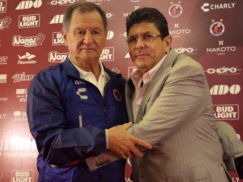 Liga MX: Veracruz anuncia como Director Técnico a Enrique Meza