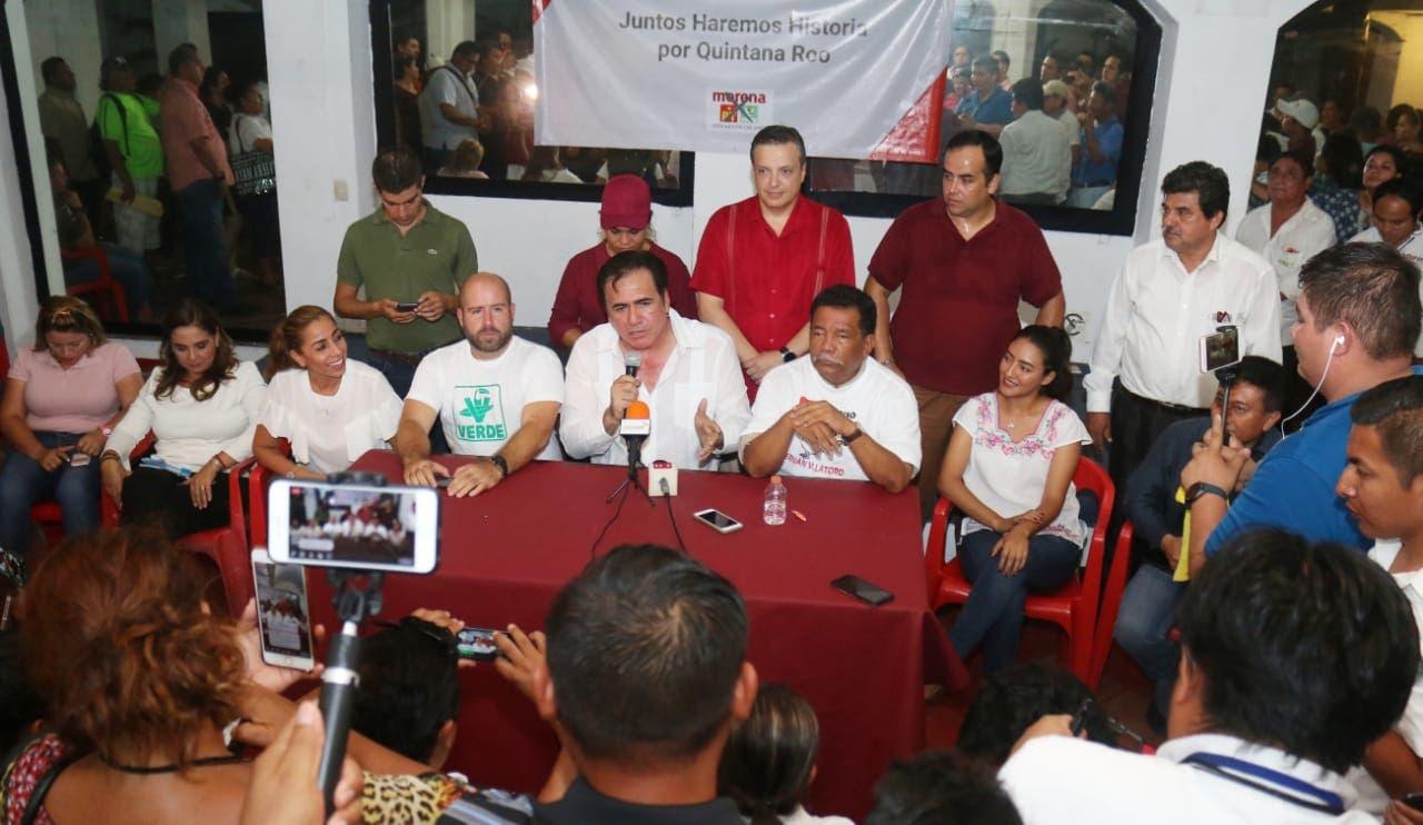 Sumaría Morena dos diputaciones plurinominales en Quintana Roo