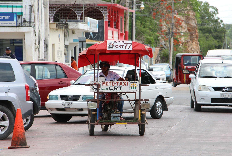 De acuerdo con el regidor Erick Borges, la Ley de Movilidad afectará a cientos de mototaxis.