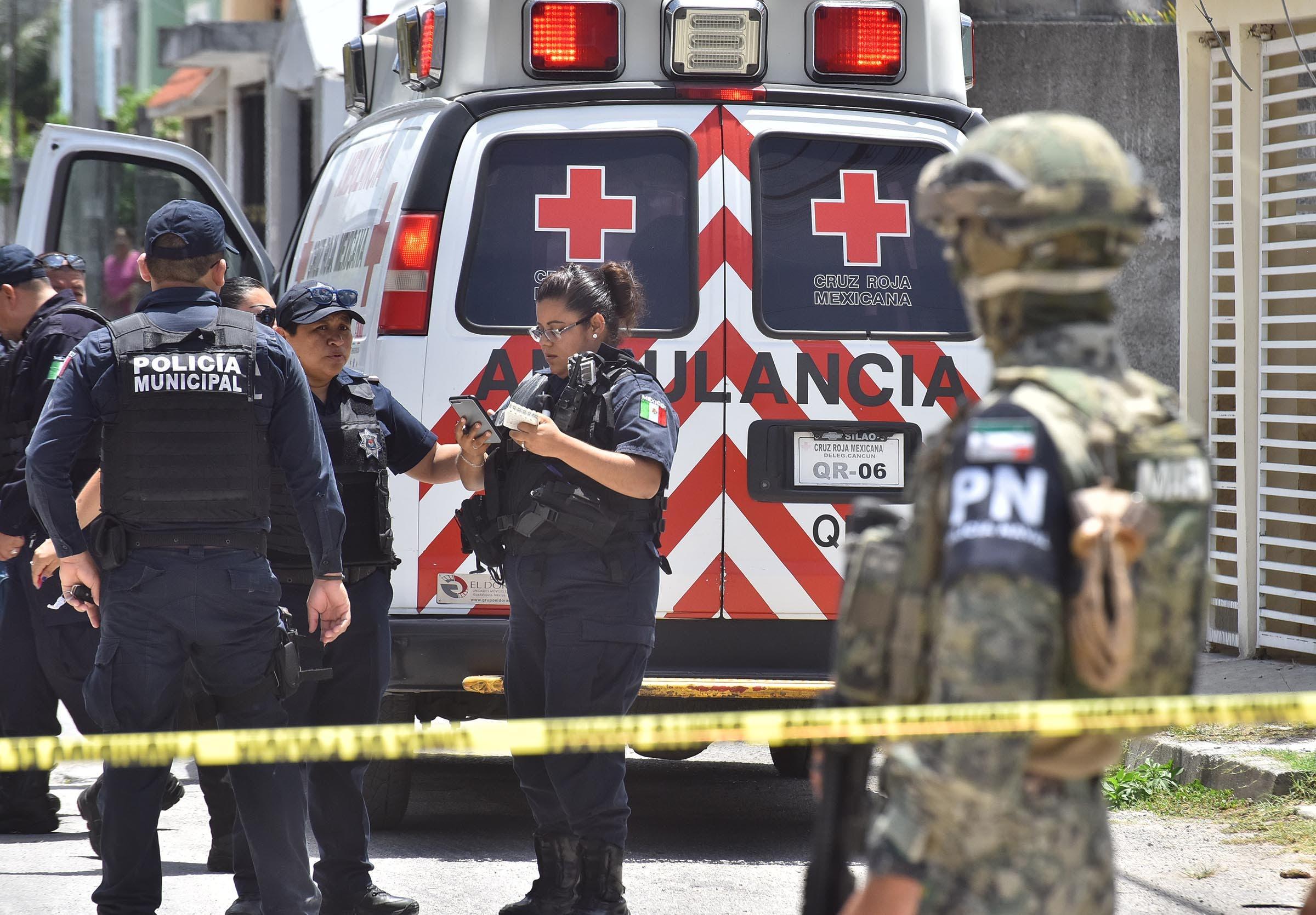 Elementos acudieron a la Región 94 donde la mujer fue atacada a balazos