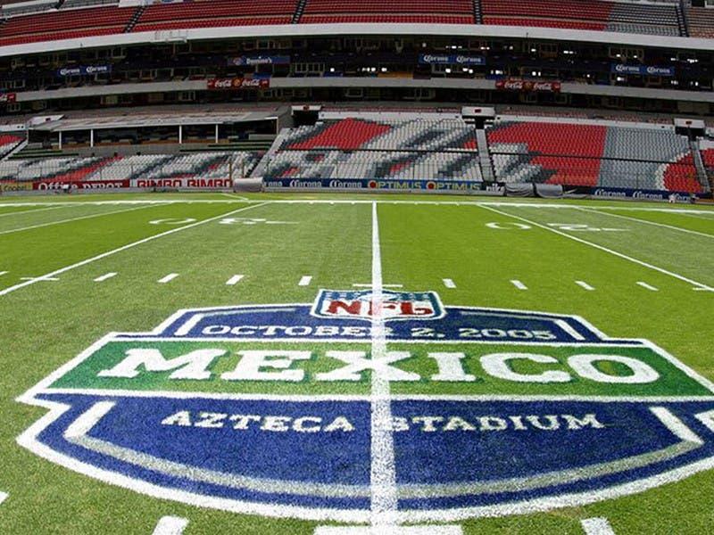 NFL: Gobierno de México no pagará por partidos de futbol americano