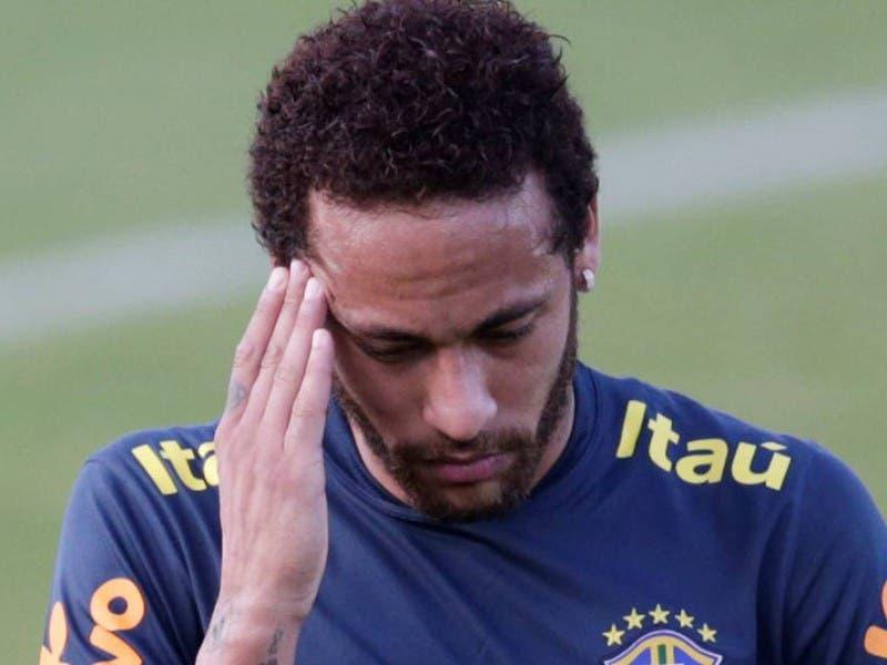 Neymar recibe advertencia de la Policía tras caso de abuso