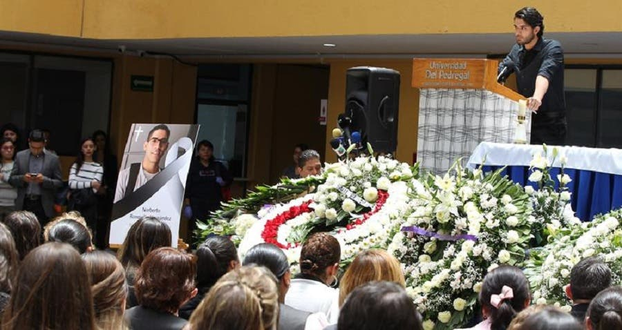 Detienen al asesino de Norberto Ronquillo