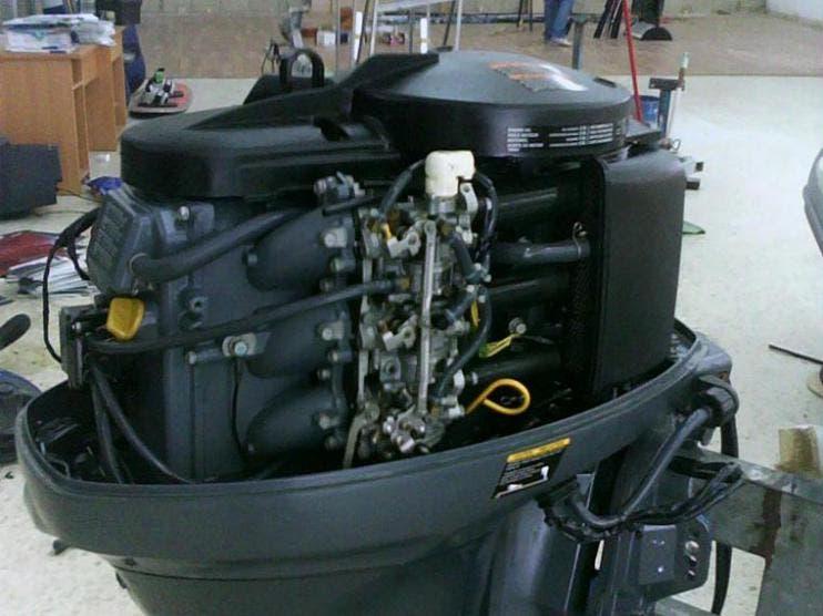 El motor de la lancha donde viajaban los pescadores falló (imagen ilustrativa)