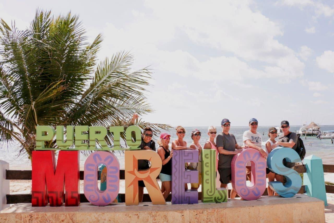 Puerto Morelos refrenda su éxito al sumar nuevos reconocimientos de talla internacional que avalan la calidad de sus productos turísticos