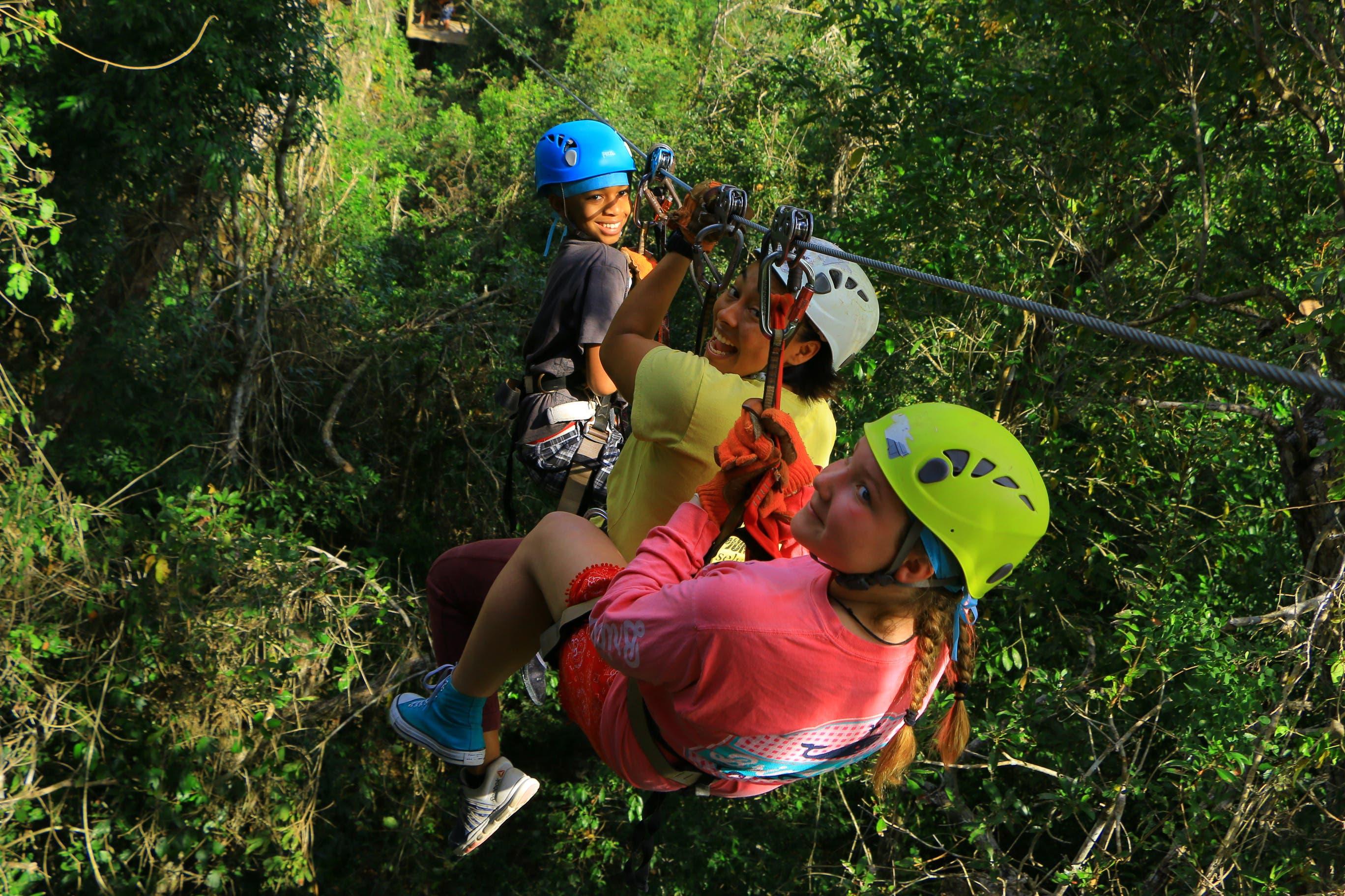 Los 18 parques ecoturísticos de la Ruta de los Cenotes que mantienen la esencia de los recursos naturales, son ejemplo de los productos amigables con el medio ambiente