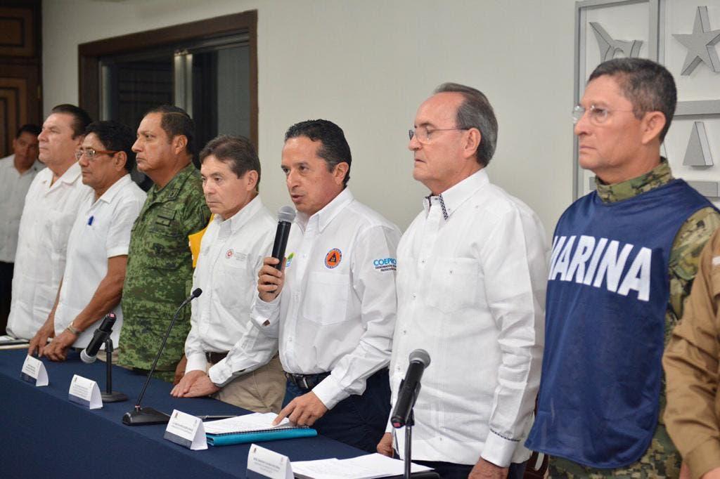 Queda formalmente instalado el comité para la temporada de huracanes 2019