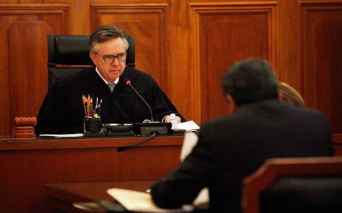 Eduardo Medina Mora, ministro de la Corte, acusado de corrupción y lavado de dinero.