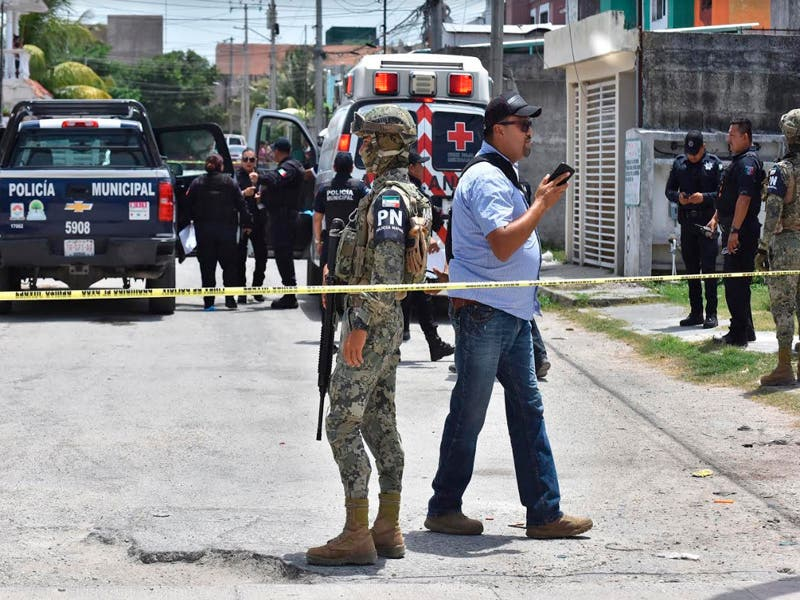 Mujer es atacada a balazos en la Región 94
