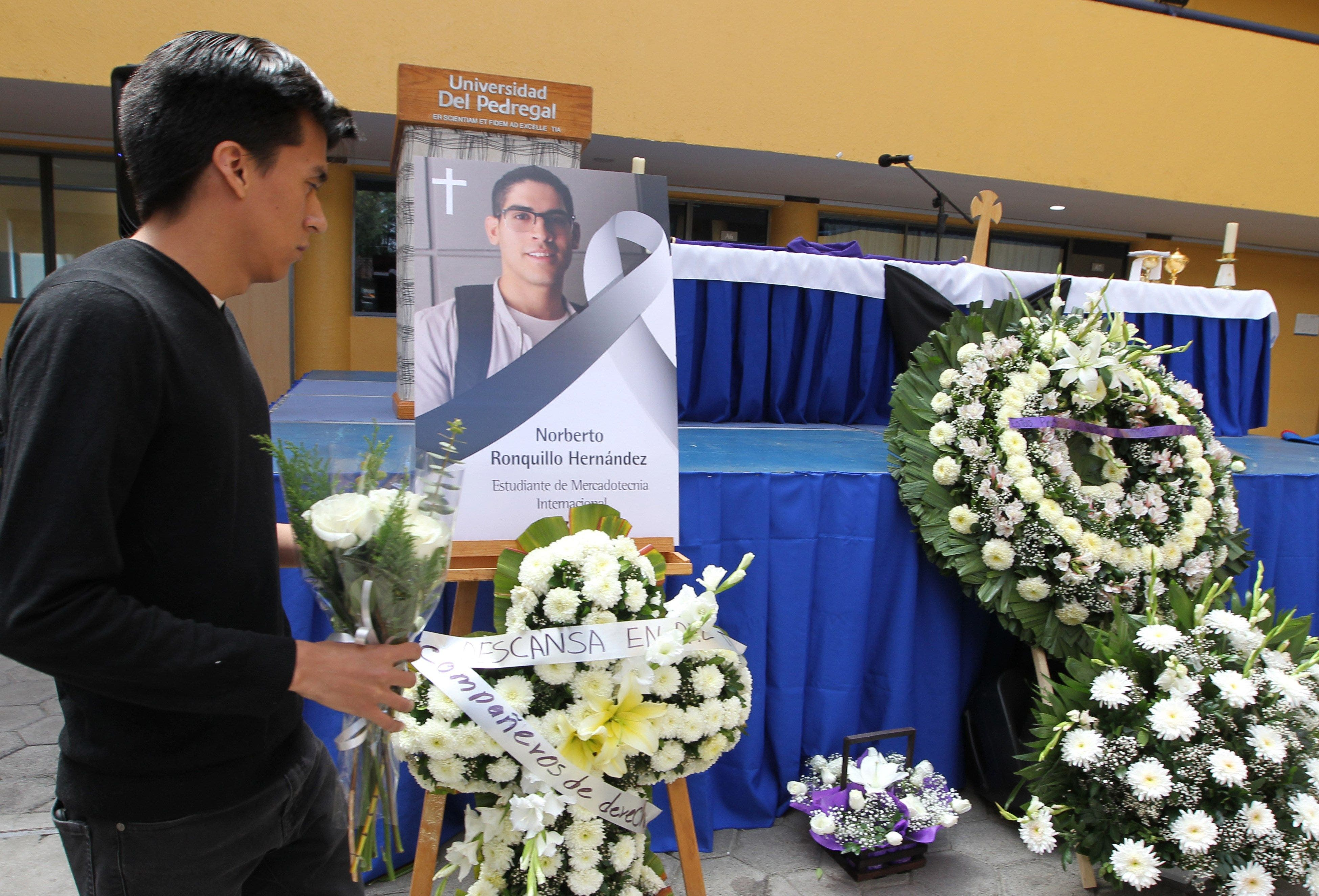Norberto Ronquillo fue asesinado hace 6 días; familia pidió no intervenir