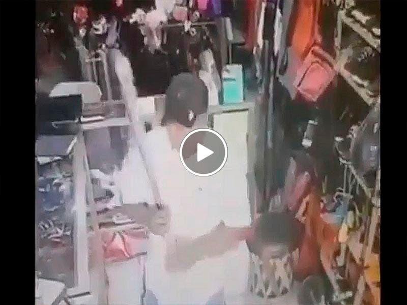 Video mujer golpeada con bat despierta de coma