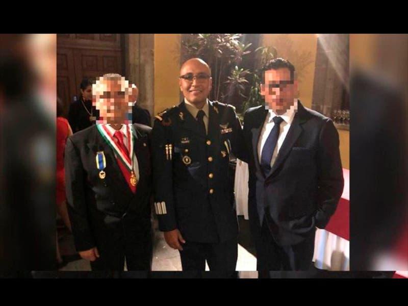 Capturan al teniente Oziel Aldana Portugal, ligado al huachicoleo