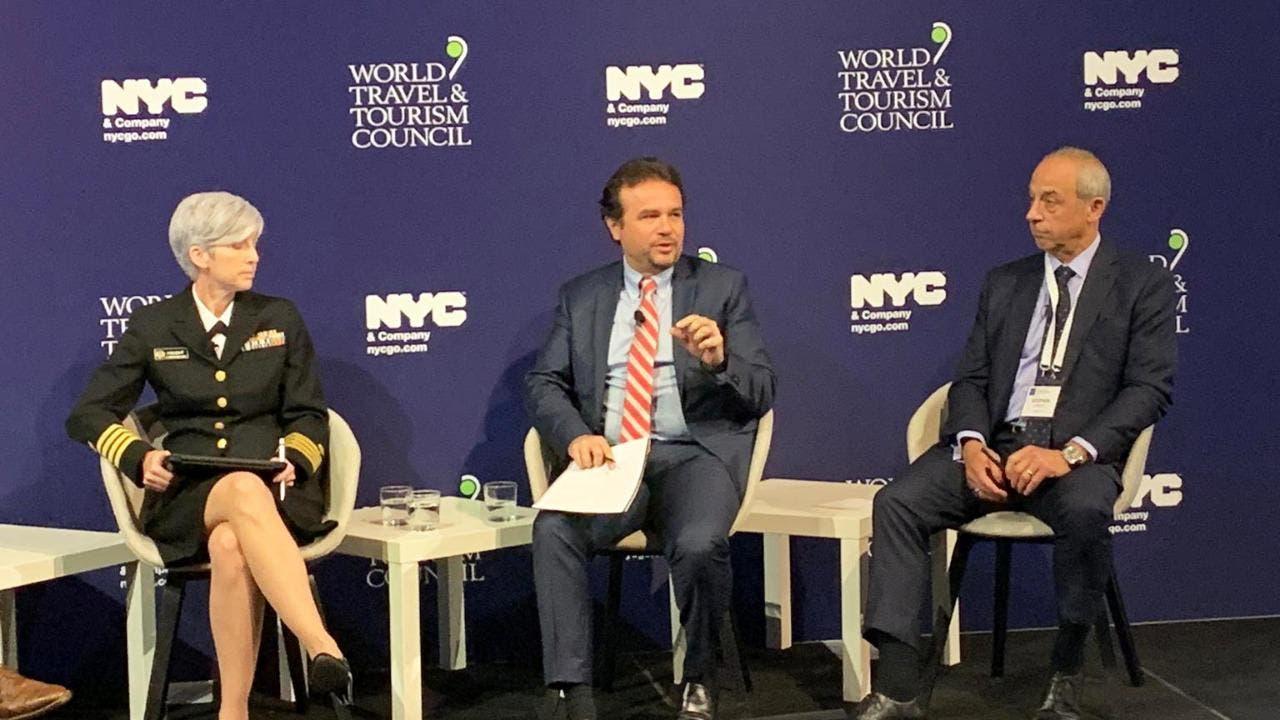 Participa Pedro Joaquín en Foro de Líderes de América del Norte, en Nueva York
