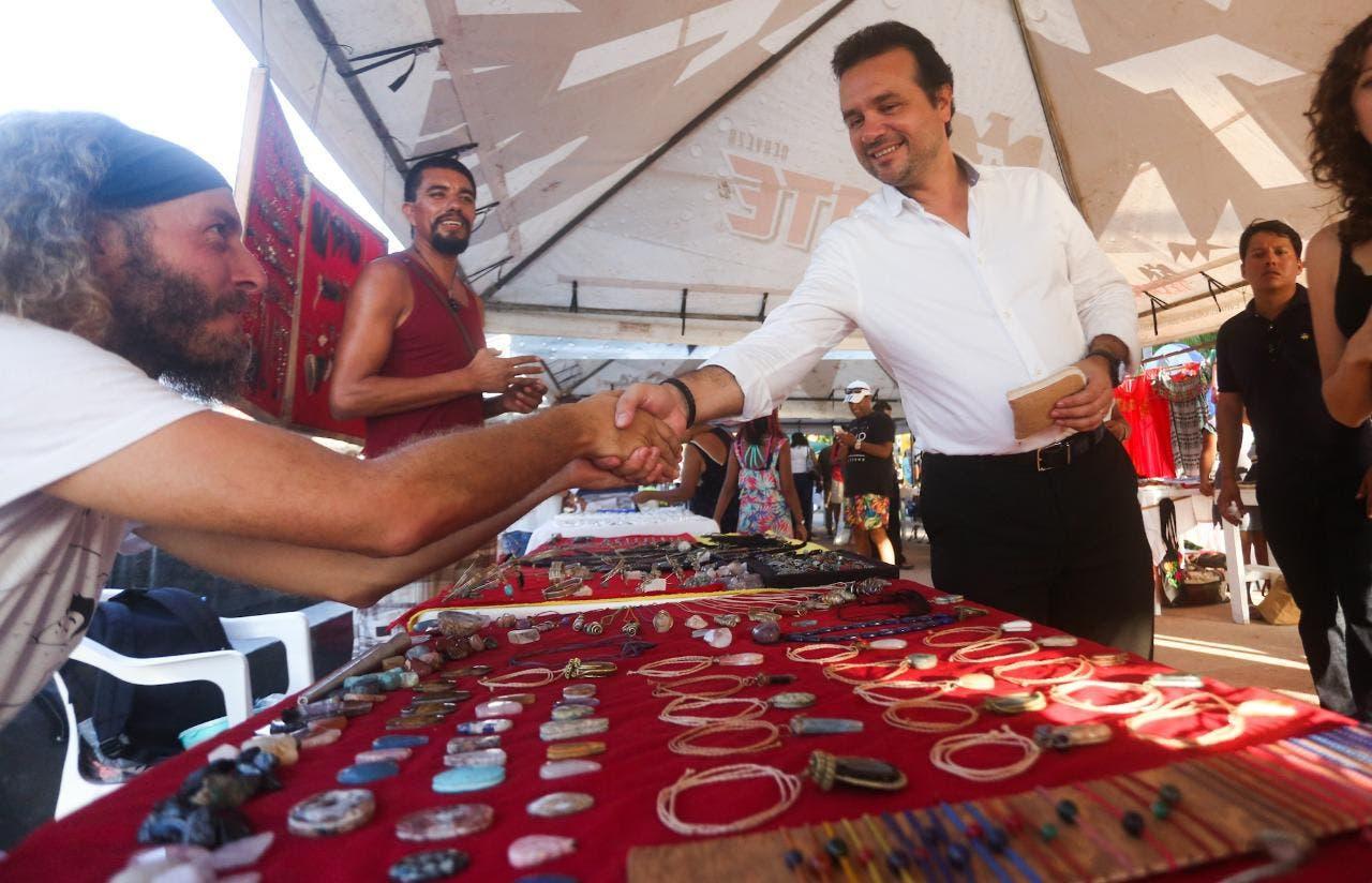 Fortalece Pedro Joaquín a productores locales