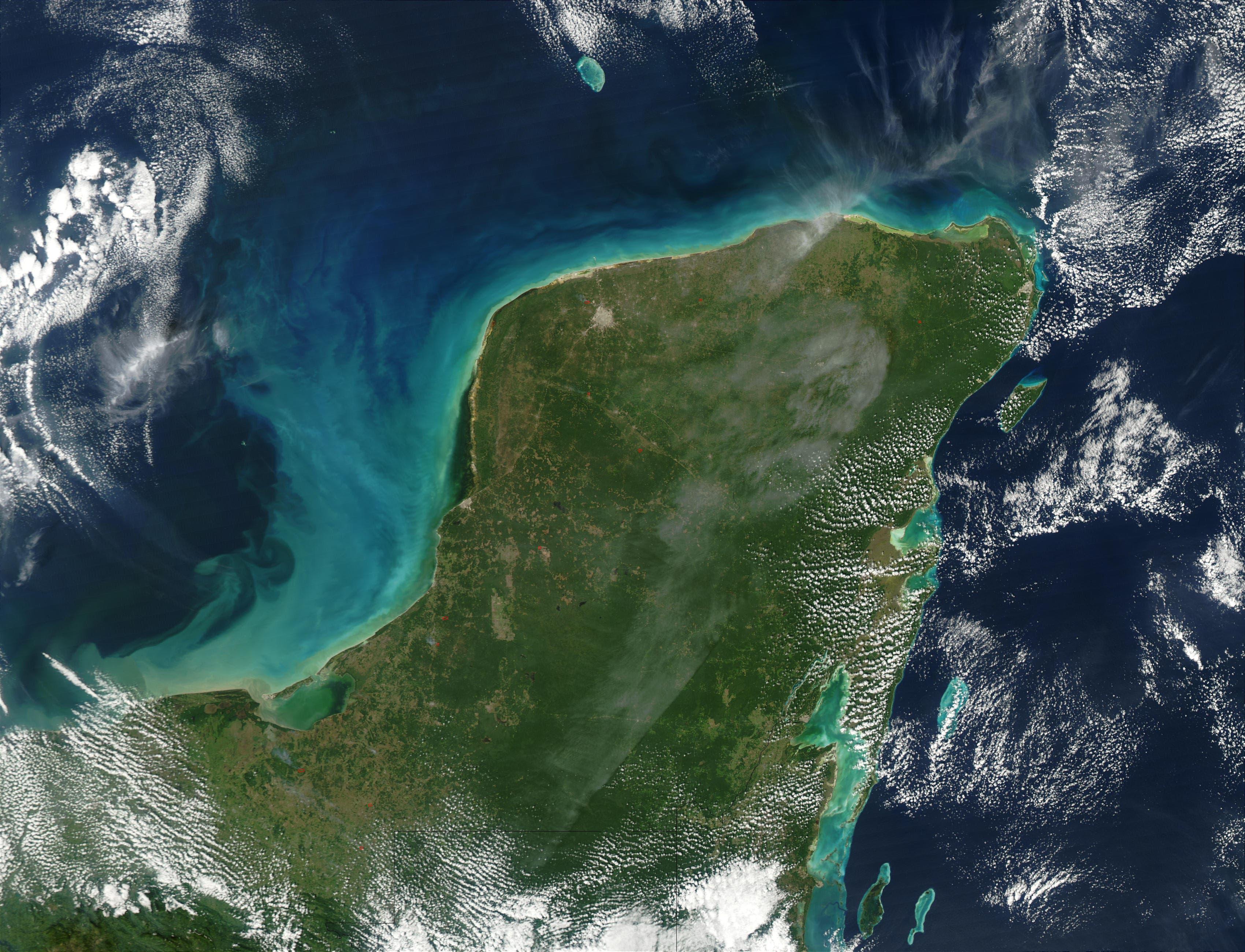 Pronóstico del Clima de Yucatán en Turquesa News
