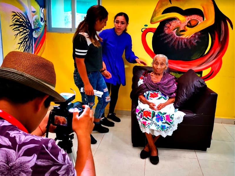Fundación de cine realizará cortometrajes de la zona maya