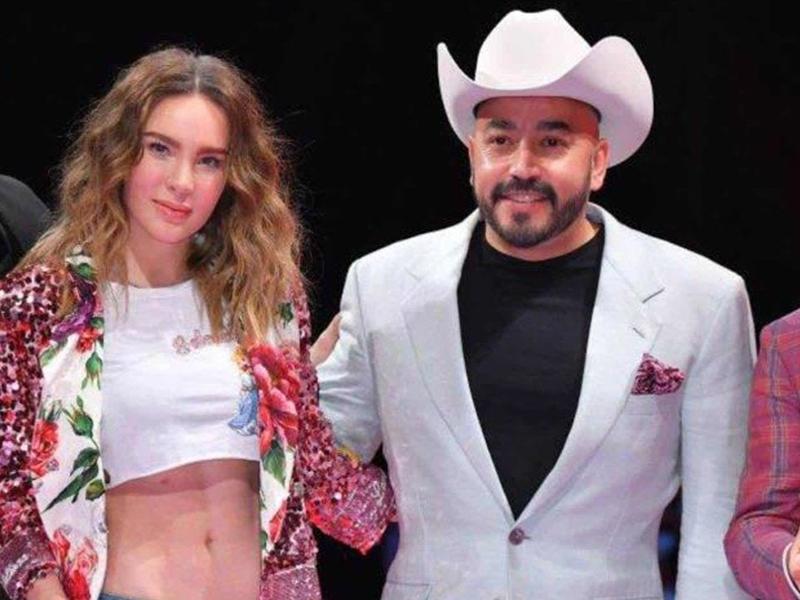 Confirman noviazgo entre Belinda y Lupillo Rivera