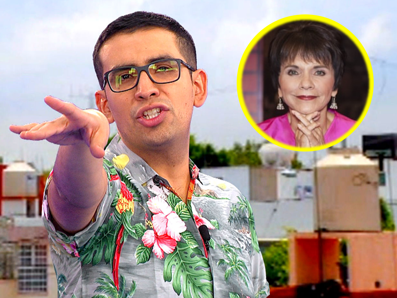 """El Capi Pérez habla de su """"pleito"""" con Pati Chapoy"""