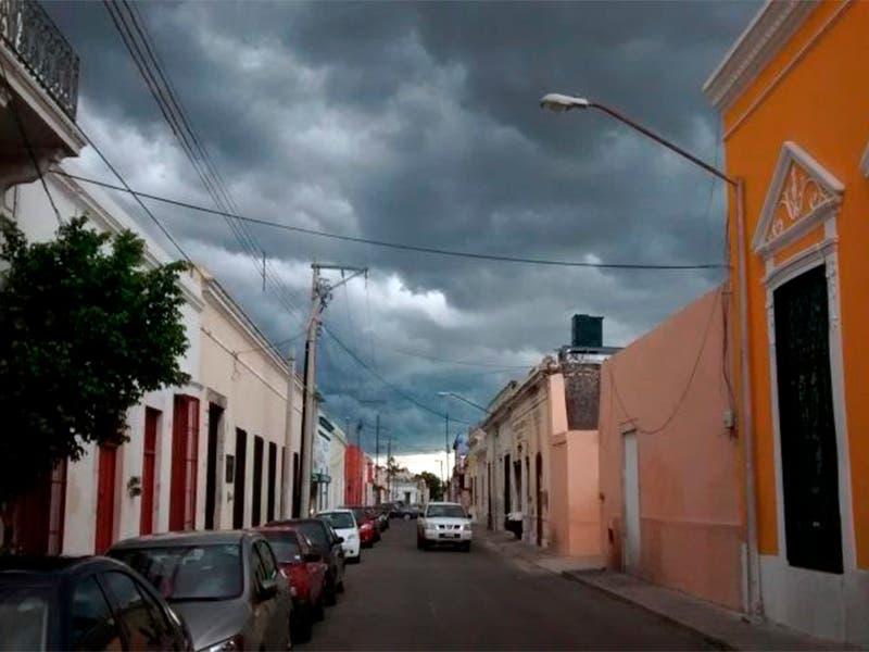 Pronóstico del Clima Yucatán: Calor intenso con probabilidad de lluvias