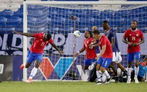 Costa Rica vence a Bermudas en la Copa Oro 2019