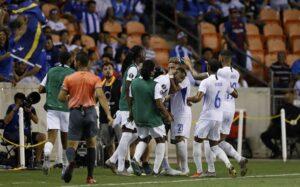 Curazao vence de manera histórica a Honduras en Copa Oro 2019
