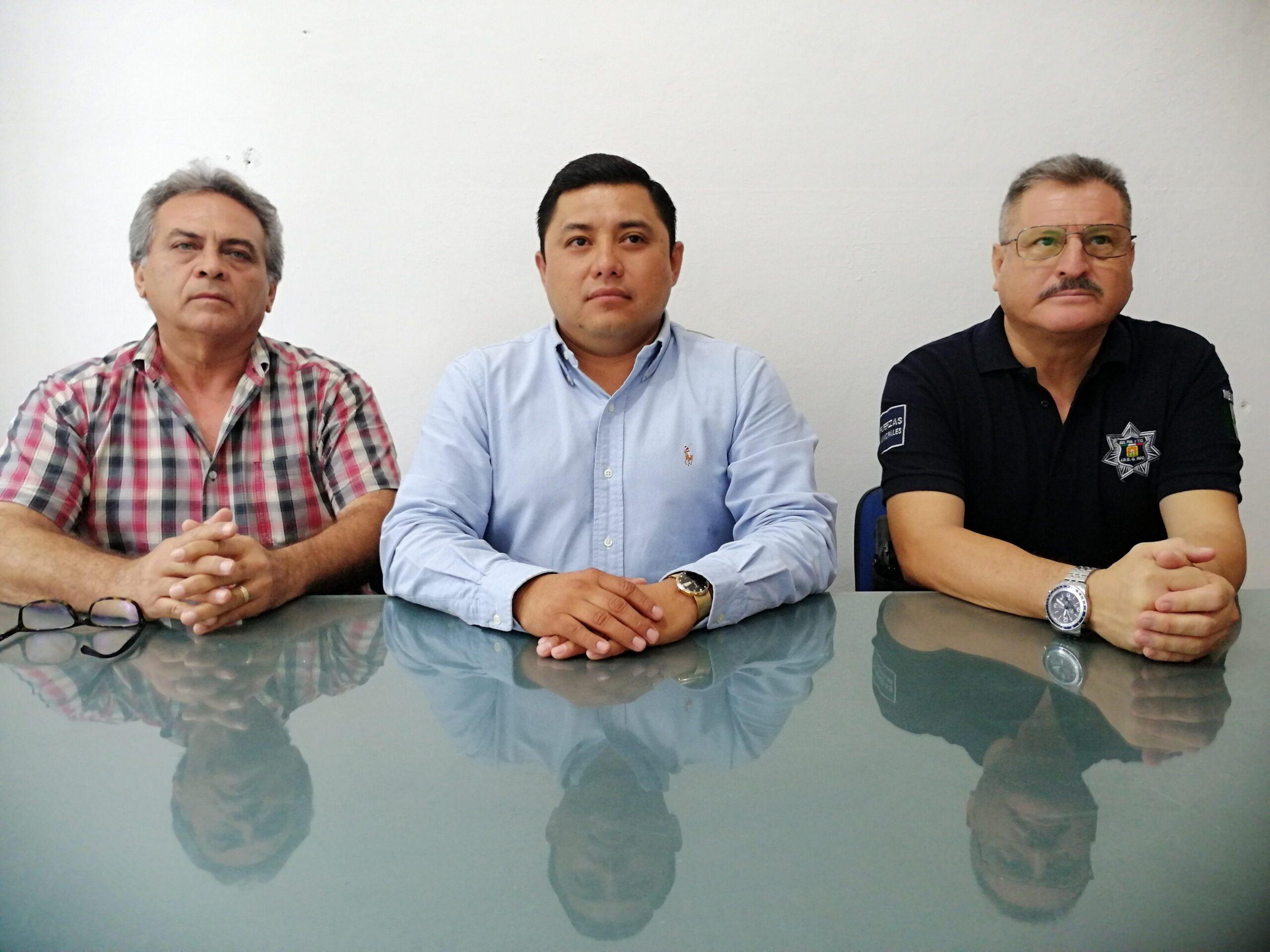 Consentía borracheras de policías jefe de la corporación en zona maya