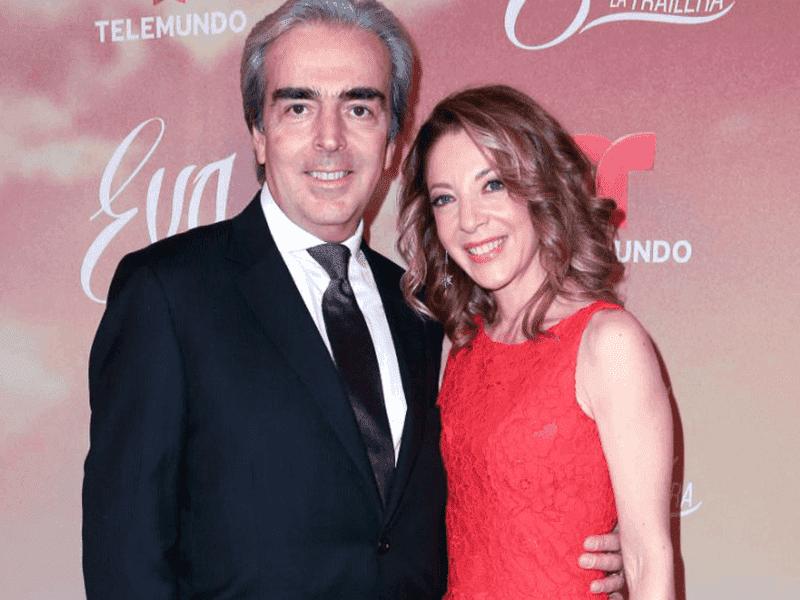 Viudo de Edith González habla por primera vez luego de la muerte de la actriz
