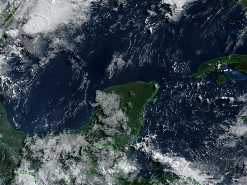 Este es el pronóstico del clima para hoy miércoles en la Península de Yucatán.