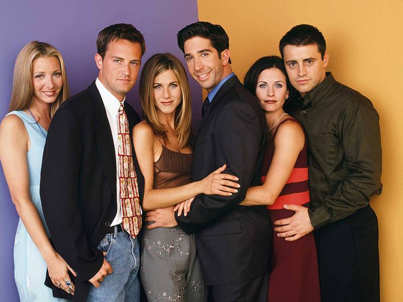 "Jennifer Aniston anuncia el posible reencuentro de ""Friends"""